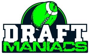 Draft Maniacs logo