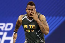 Eric Ebron is the top tight available for the 2014 NFL Draft.