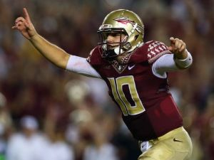Sophomore QB Sean Maguire became the starter for Florida State after the Jameis Winston suspension. He played just well enough to keep the Seminoles win streak intact.