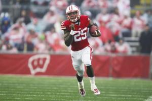 Former Wisconsin Melvin Gordon could be the first running back taken in the first round since 2012.