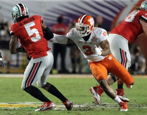 Vic Beasley blew up the 2015 NFL Combine and should be one fo the first pass rushers drafted.